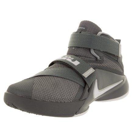 f2cbf1cd7706 Nike - Nike Kids Lebron Soldier IX (PS) Basketball Shoe - Walmart.com