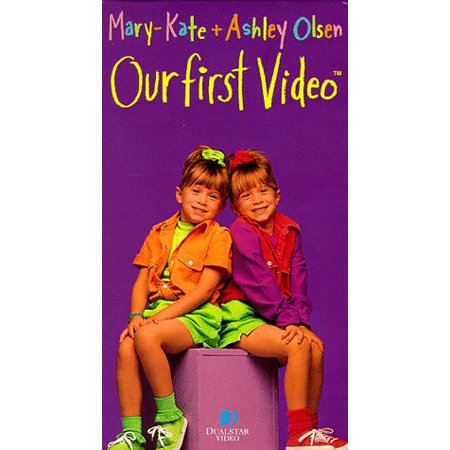 Mary-Kate & Ashley Olsen - Our First Video [VHS], By Ashley Olsen Actor MaryKate Olsen Actor Rated NR Ship from US](Mary Kate And Ashley Olsen Halloween Movie)