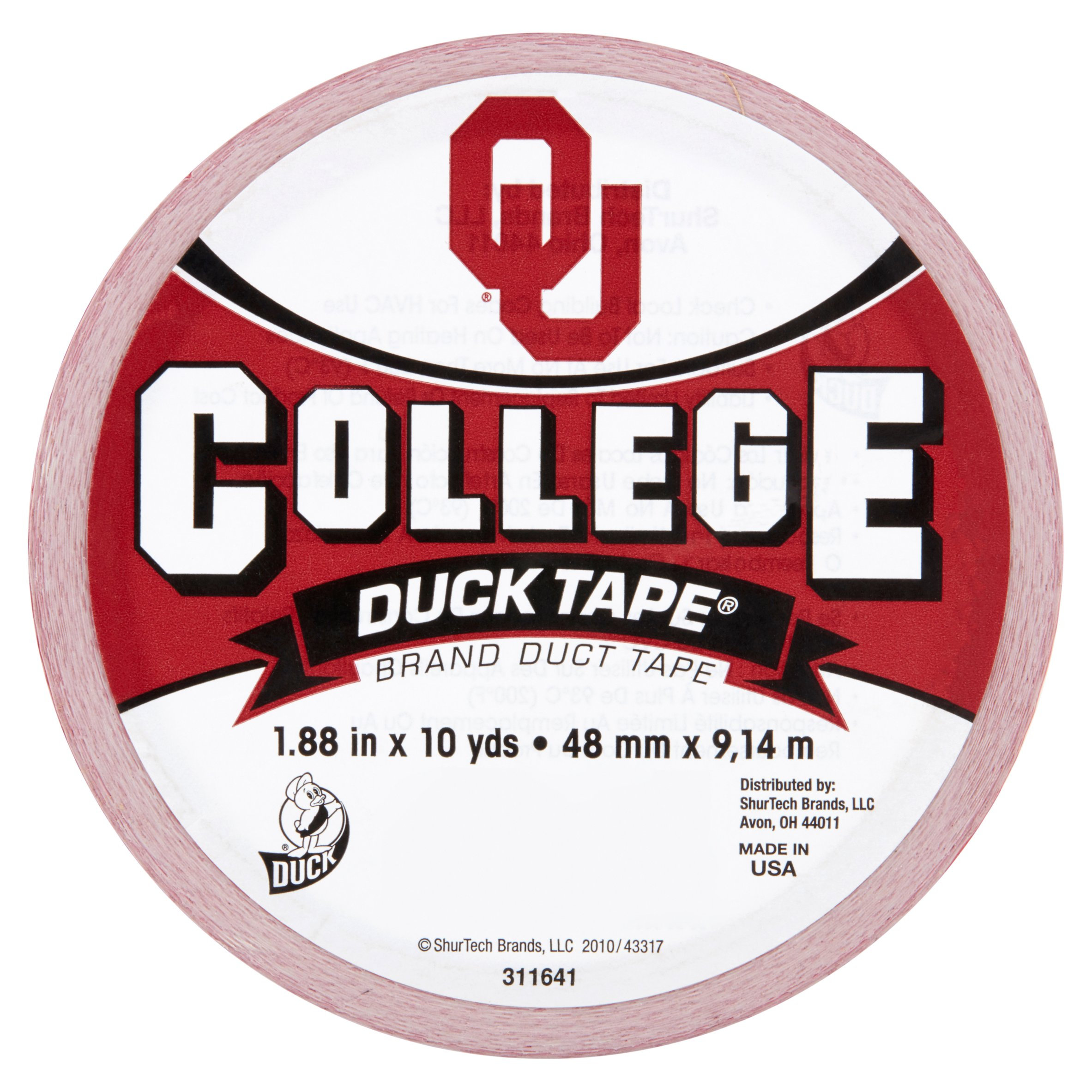 Duck Tape College Duct Tape