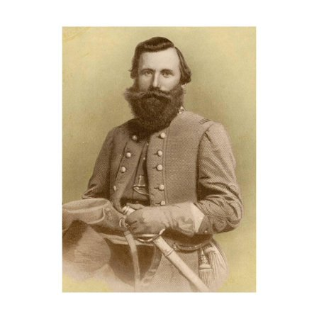 - Jeb Stuart, Confederate General Print Wall Art By Science Source