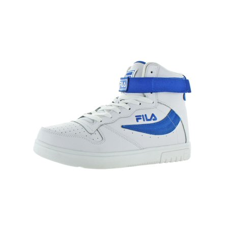 Fila Mens FX-100 SL Leather High-Top Athletic - Fila Athletic Shoes