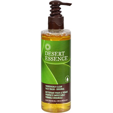 Desert Essence Thoroughly Clean Face Wash With Tea Tree