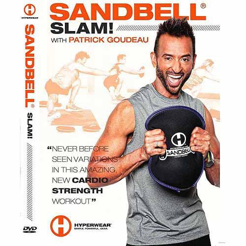 Free Weights Walmart: SandBell Hyperwear Neoprene Sandbag Free Weight, Unfilled