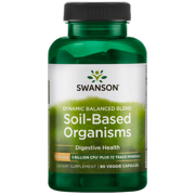 Swanson Dynamic Balance Blend Soil-Based Organisms 5 Billion Cfu 90 Veg Caps
