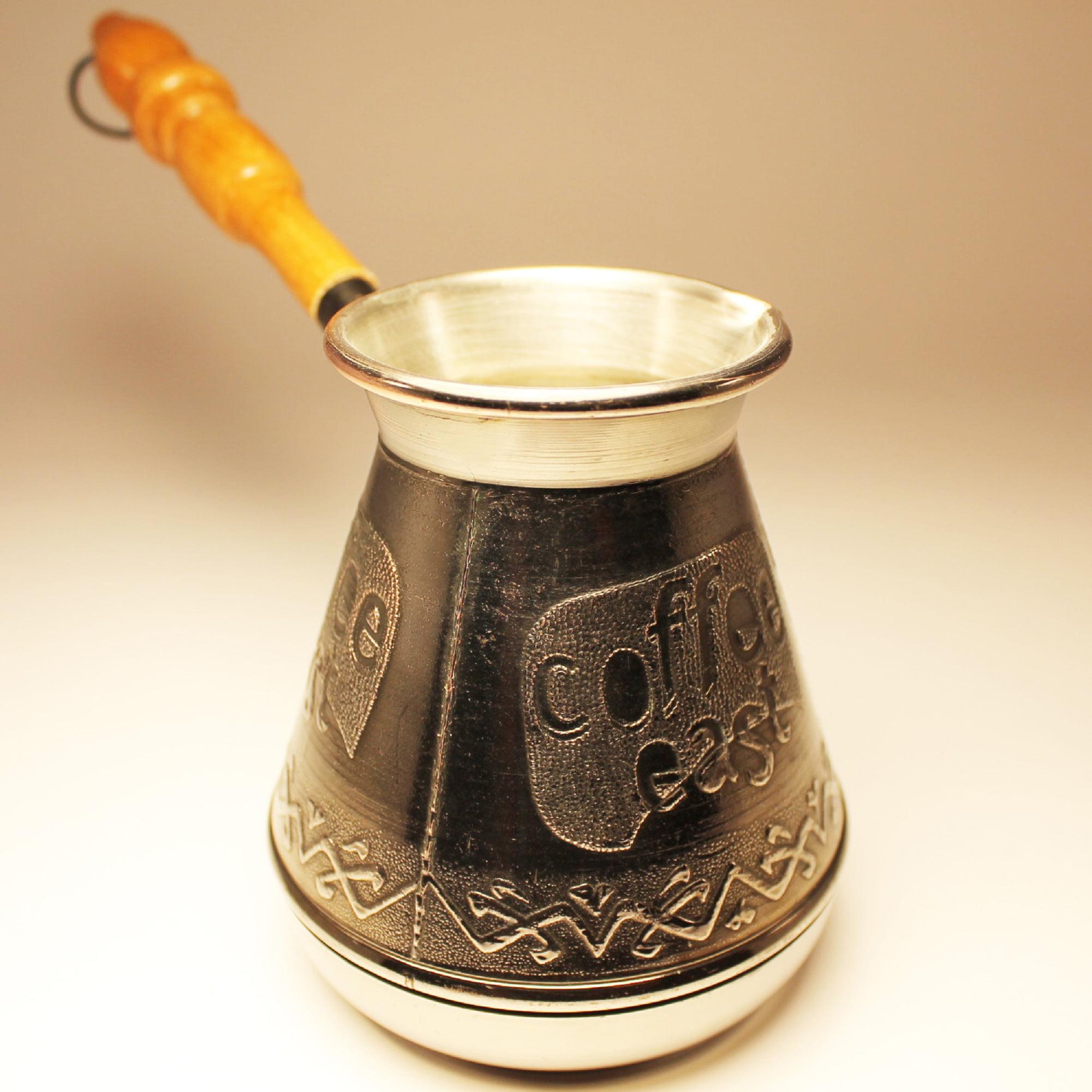"Turkish Coffee Pot ""Coffee East"""