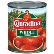 (6 Pack) Contadina Whole Peeled Tomatoes, 28 Oz