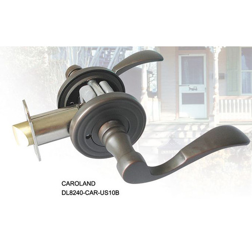 Double Hill USA Caroland Passage Right Hand Door Lever