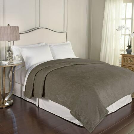 Beautyrest Bernadine Warming Technology Blanket