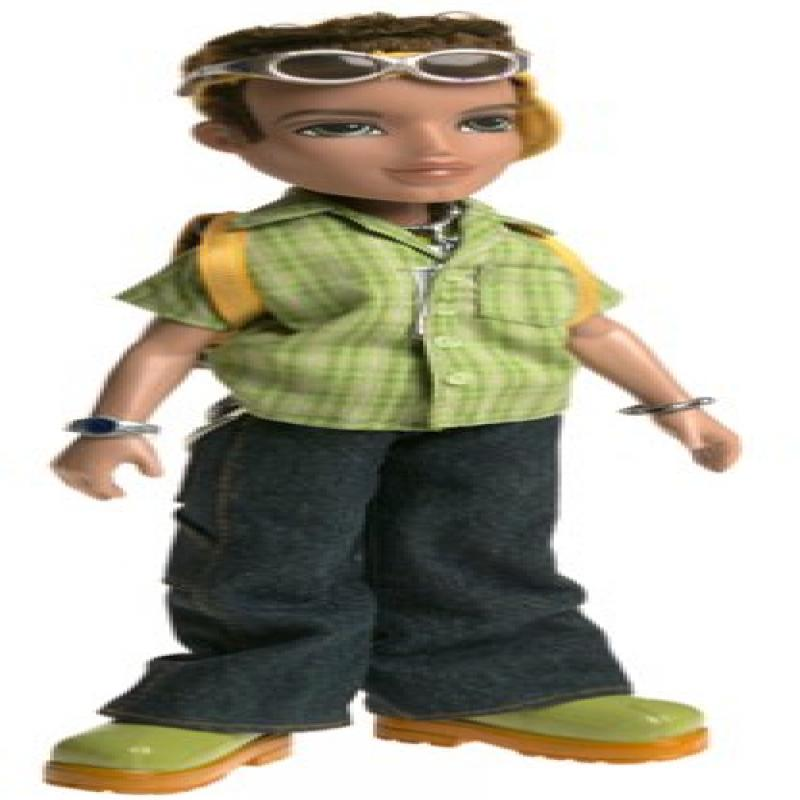 Bratz Boyz Dylan 2003 by MGA Entertainment
