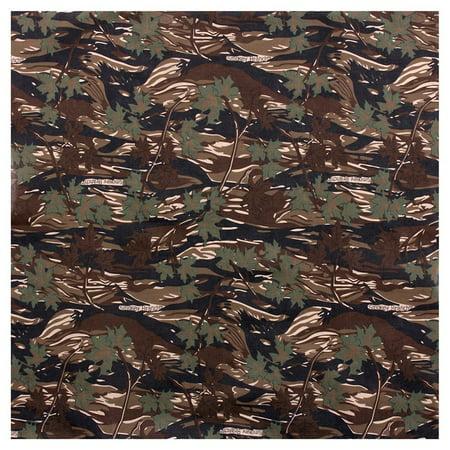 Rothco Classic Camo Bandana 22 x 22 Inches - Smokey Branch - Camo Bandana