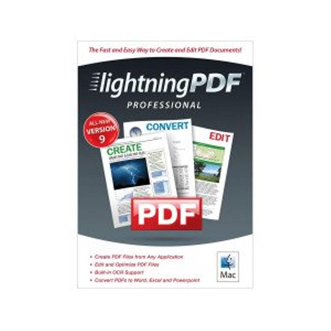 Lightning Pdf Professional -Mac (Email Delivery)
