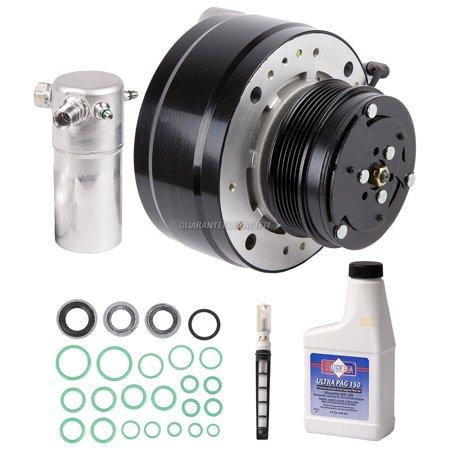 AC Compressor w/ A/C Repair Kit For Cadillac Fleetwood