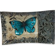AngelStar 19051 Butterfly 12 in. Rectangle Plate