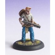 Gallup Zombie Survivor Miniature 25mm Heroic Scale Chronoscope Series Reaper Miniatures