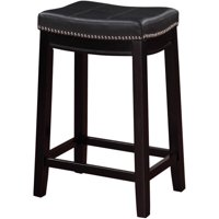 Product Image Linon Claridge Backless Counter Stool 24 Inch Seat Height Multiple Colors