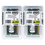 16GB 2 x 8GB DDR3 Laptop Modules 12800 1600 Notebook 204p 204-pin Memory Ram Lot