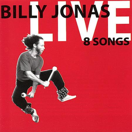 Billy Jonas - Live 8 Songs (CD) - image 1 of 1