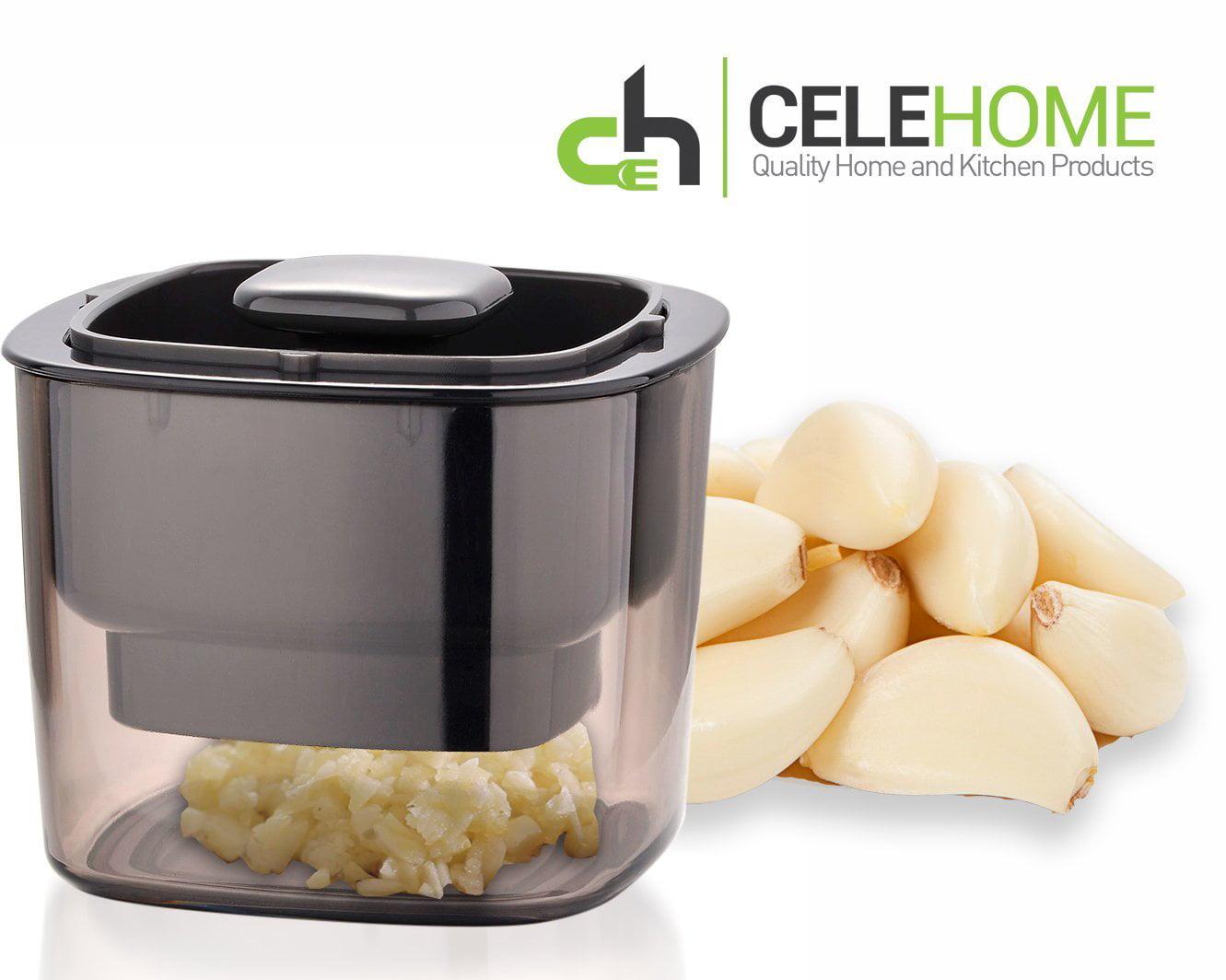 Garlic Press Dicer and Slicer by
