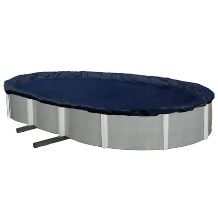 Blue Wave 18' x 34' 8-Year Oval Above Ground Pool Winter Cover