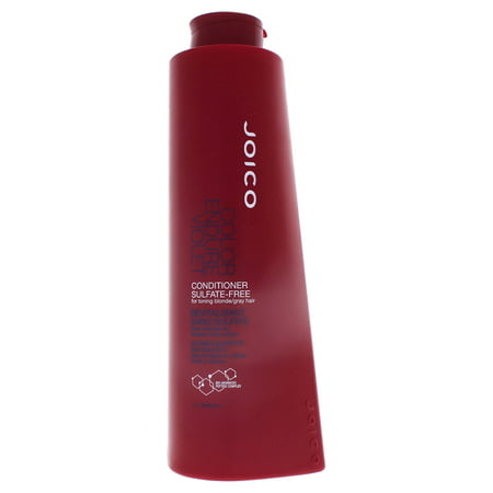 Joico Color Endure Violet/Sulfate Free Conditioner 33.8 Oz (1015 Ml) For Toning Blonde/Gray (Best Conditioner For Grey Hair)