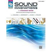 Alfred Sound Innovations for Concert Band, Book 1 For Flute (Book CD DVD)
