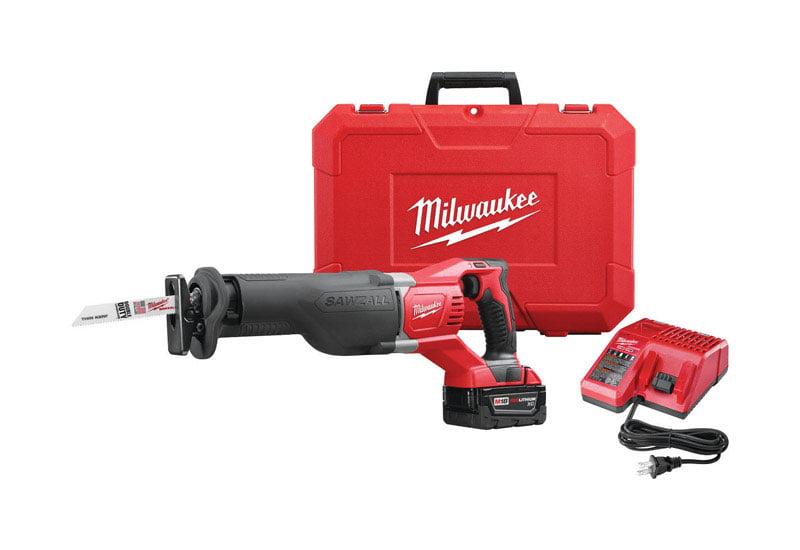 Recip Saw M18 Sawzall by Milwaukee Electric Tool Corp