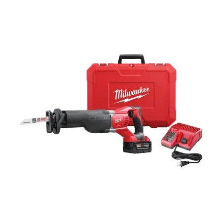 Milwaukee M18 SAWZALL Cordless Reciprocating Saw Kit 18 volt