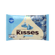 Hershey's Kisses Cookies 'N' Creme Candy Classic Bag, 10.5 Oz.