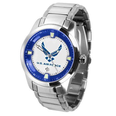 US Air Force Titan Steel Watch