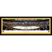"Boston Bruins 15.5"" x 42"" Select Framed NHL Panoramic"