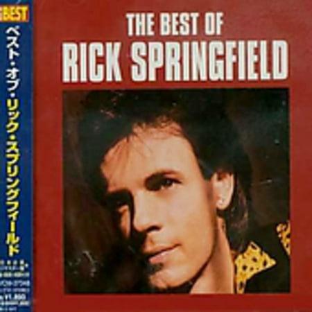 Best of Rick Springfield (CD)