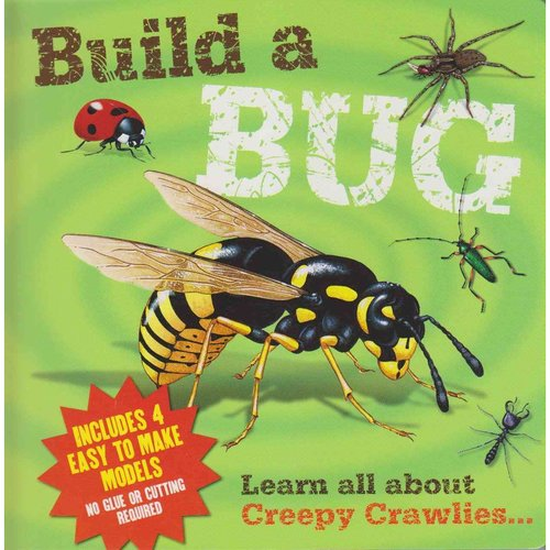 Build a Bug: Learn All About Creepy Crawlies