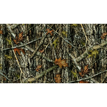 1000 Denier Coated CORDURA® HP Polyester True Timber New Conceal Camouflage Fabric, 60