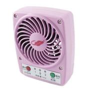 DC5V 4W Home Office Desk Portable Multifunction Mini Cooling Fan Pink