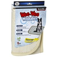 Four Paws Wee-Wee Washable Puppy Pad 24 Count 30 X 32 Inches