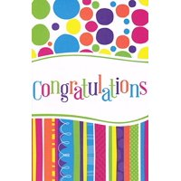 Congratulations Greeting Cards for Business or Personal Use Bulk 12 Pack