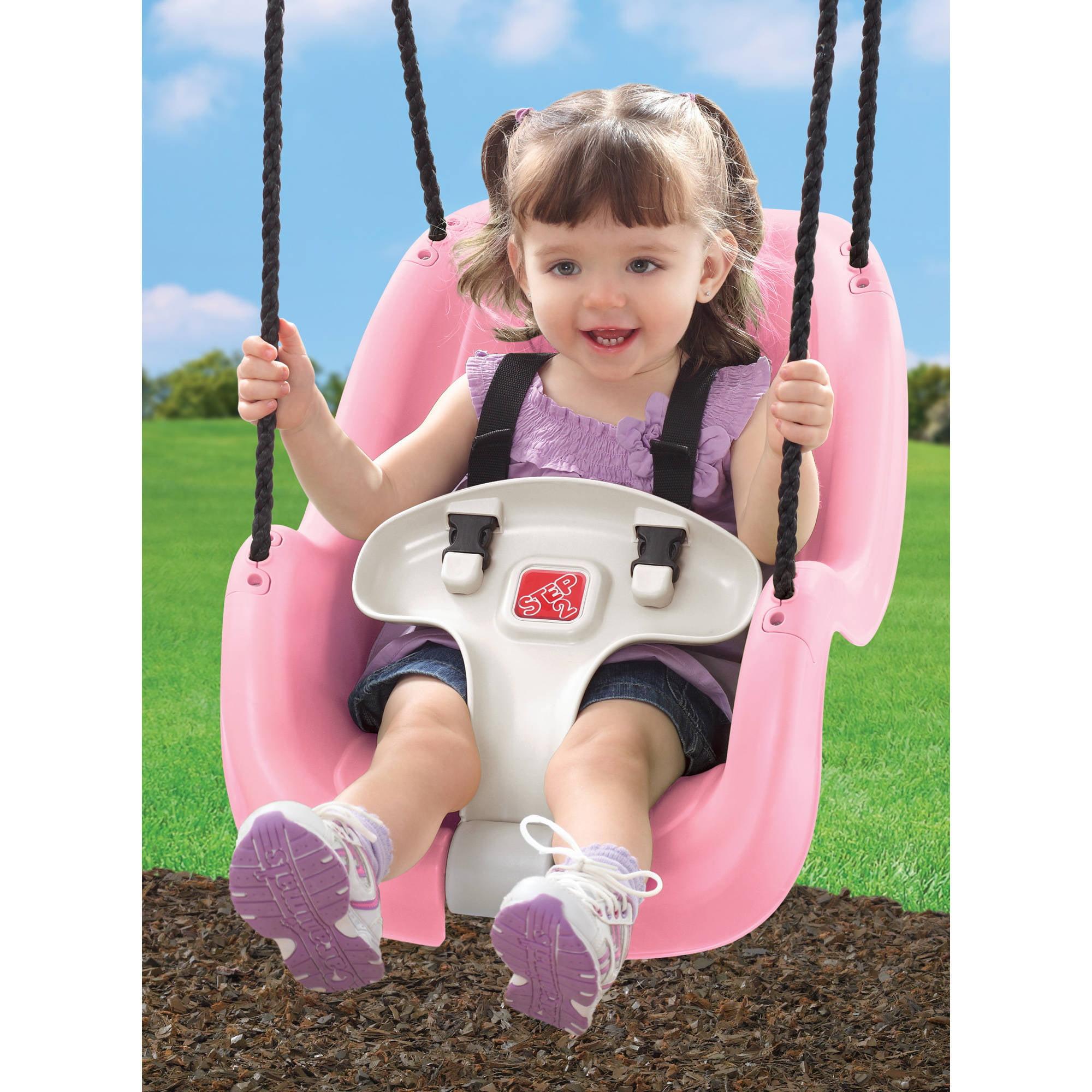 Step2 Toddler Swing, Pink