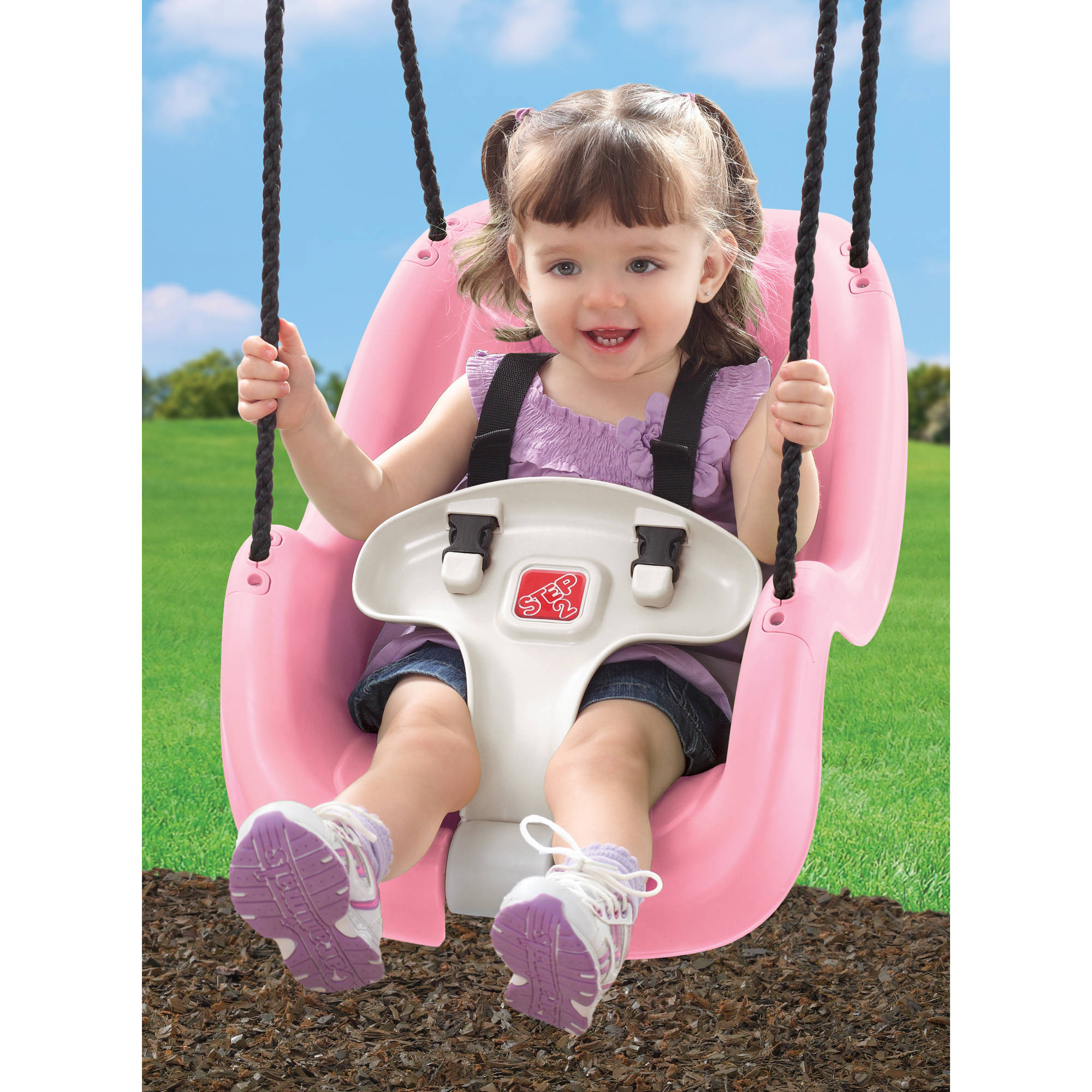 Step2 Toddler Swing, Pink