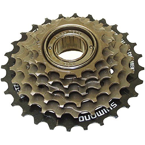 Shimano Freewheel, 6-Speed