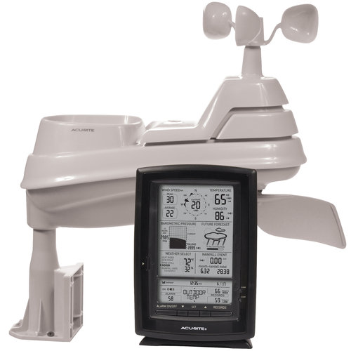"AcuRite 8"" Professional Digital Weather Center 01010"
