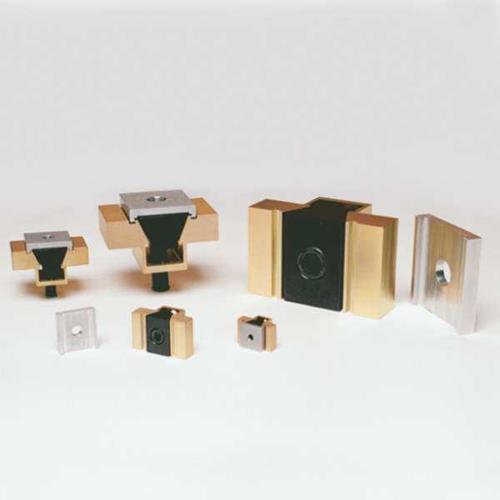 MITEE-BITE PRODUCTS INC 80055 Mach. Fxture Clamp, No Lock Plate, M4, 16mm