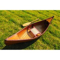 Old Modern Handicrafts K037 6 Feet Canoe With Ribs