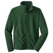Port Authority Men's Big And Tall Zipper Value Fleece Jacket