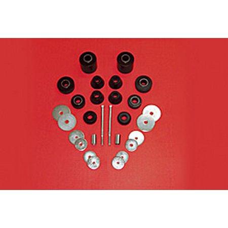 Energy Suspension 4.3124G Axle Pivot Bushing Set - image 2 of 2