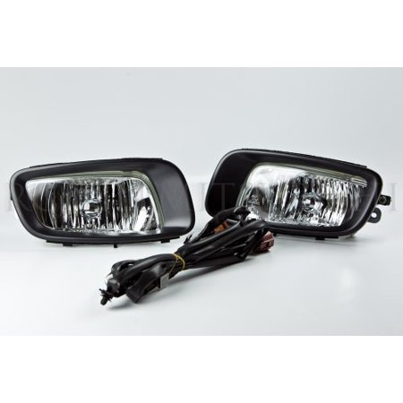 2001 2002 GENUINE MITSUBISHI MONTERO LIMITED FOGLIGHT DRIVING LIGHT KIT MZ581596 FACTORY OEM PART : LAST ONE AVAILABLE
