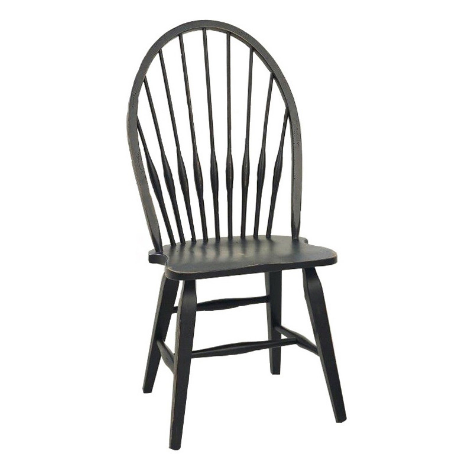 Broyhill Attic Heirlooms Windsor Dining Side Chair - Set ...