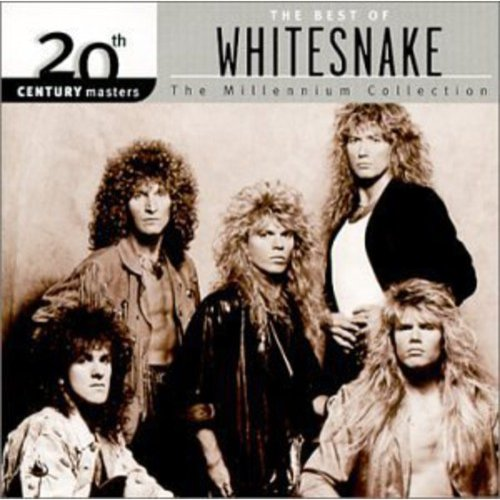 20th Century Masters: The Millennium Collection - The Best Of Whitesnake