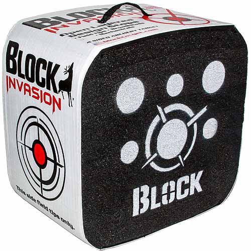 Block Invasion Archery Target, Size 20 by Block