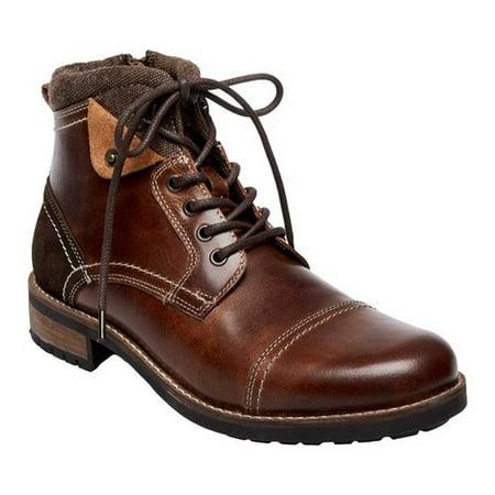 8e979ca65cf steve-madden - men s steve madden lundin boot - Walmart.com