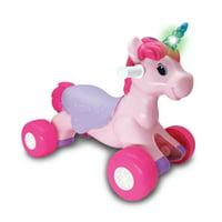 Lights n Sounds Unicorn Preschool Activity Ride On